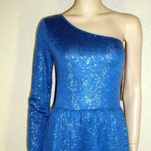 Kensie Dresses NWT Sequin One Shoulder Dress